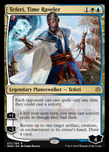 Teferi the Time Raveler