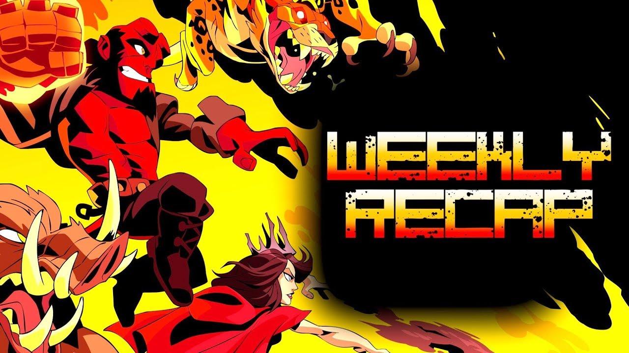 Weekly Recap #356