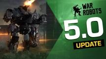 War Robots 5.0 Update