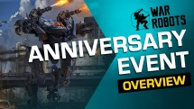 War Robots 5th Anniversary Overview