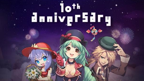 Webzen 10th anniversary