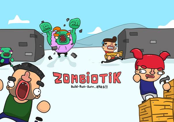 Zombiotik Game Profile Image