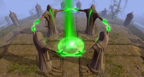 Albion Online Outlands Screenshot