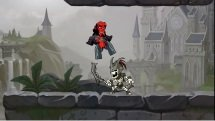 Brawlhalla Hellboy Crossover Reveal Trailer