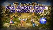 Final Fantasy Brave Exvius FF Tactics Event