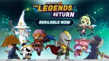 MapleStory M The Legends Return Update