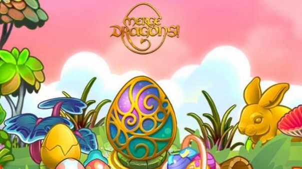 Merge Dragons Easter Event