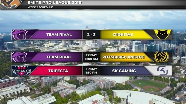 SPL Week Two