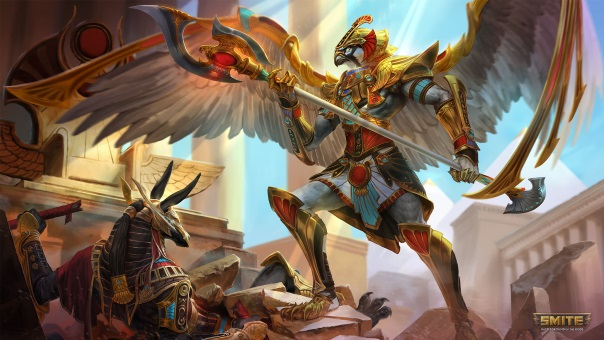 Smite Sands and Skies Patch Notes