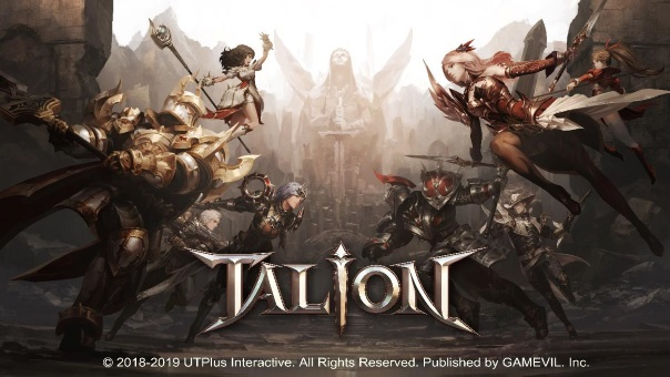 Talion coming to NA and EU