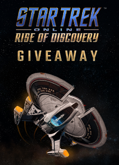 Star Trek Online Rise of Discovery Giveaway Column