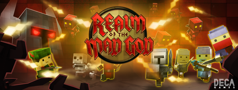 Realm of the Mad God Banner