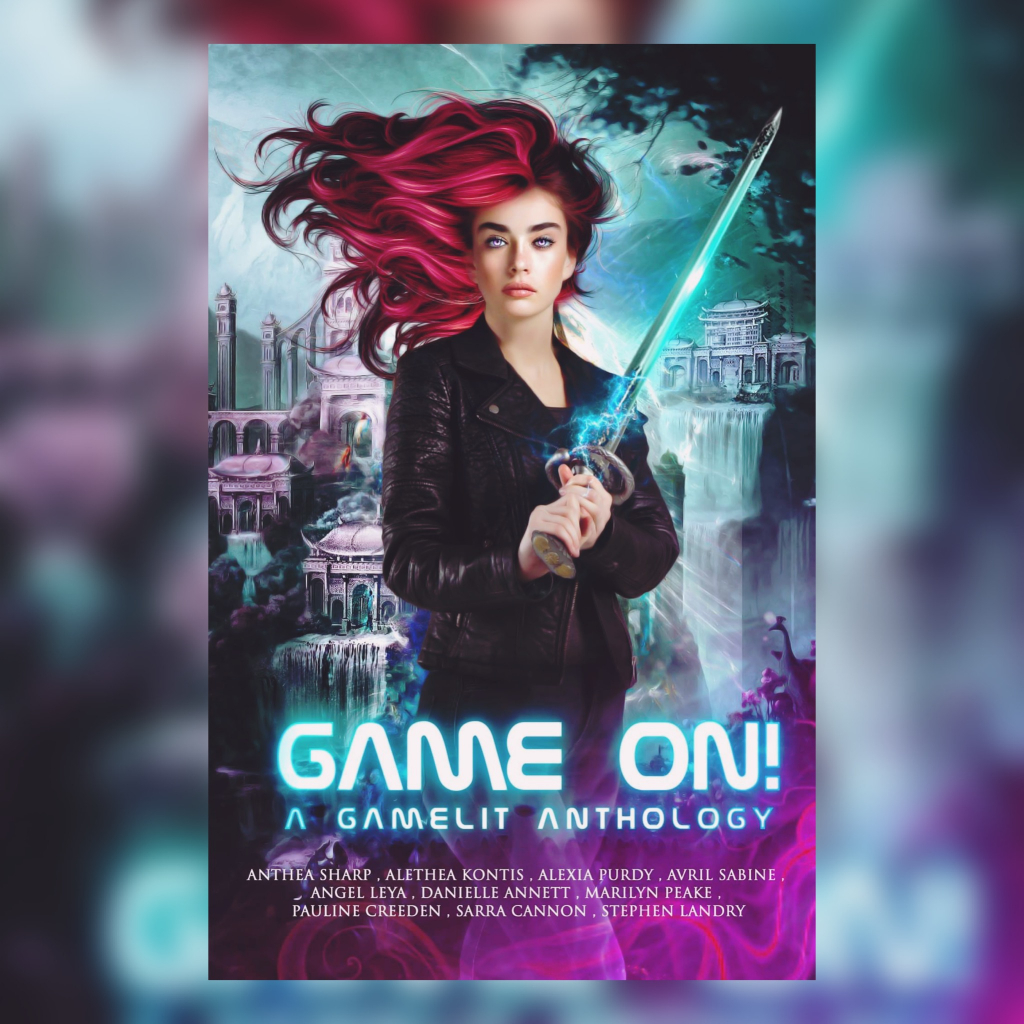 Game On Cover Banner