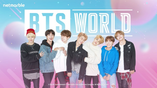 BTS World Pre-Registration