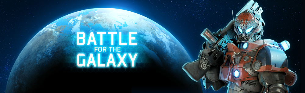 Battle for the Galaxy Giveaway Wide Banner