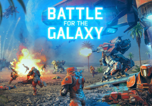 Battle for the Galaxy Game Profile Image