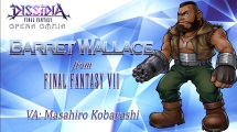 DISSIDIA FINAL FANTASY OPERA OMNIA – Barret