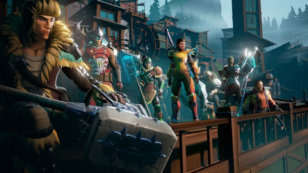 Dauntless Console and Epic Games Store Launch Date