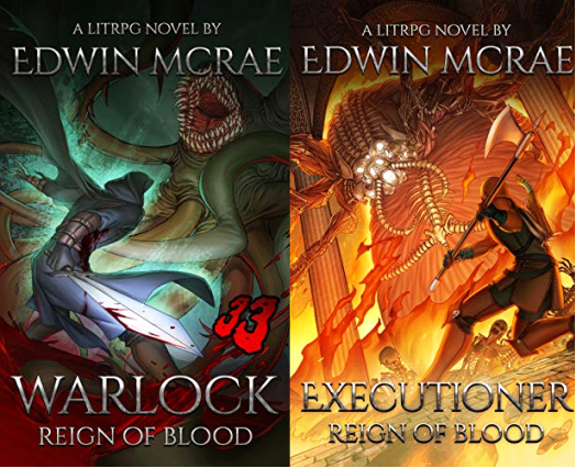 Chasms of Corruption Duology Cover Images