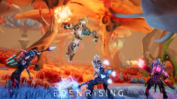 Eden Rising Launch news