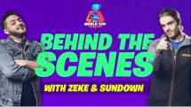 Fortnite - Behind the Scenes with Zeke and Sundown #05