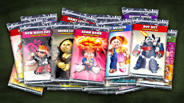 Garbage Pail Kids mobile game