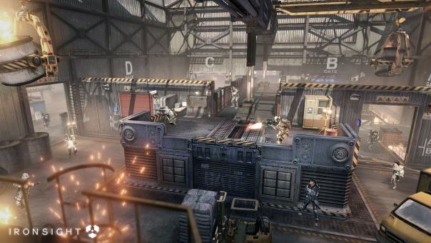 Ironsight Reveals a Major Update with Battle Pass, Ranked