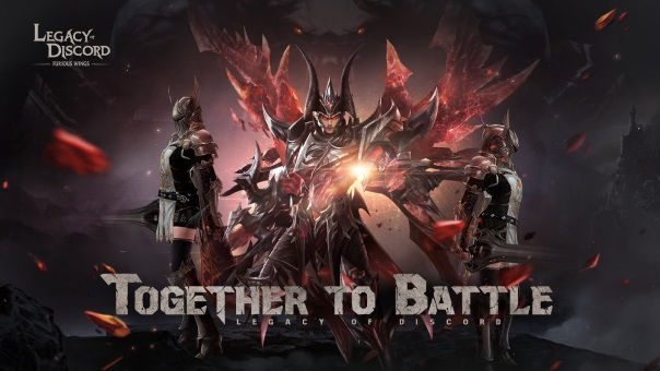 Legacy of Discord Mercenaries Update