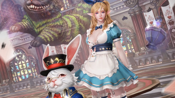 Lineage 2 Revolution War in Wonderland Update