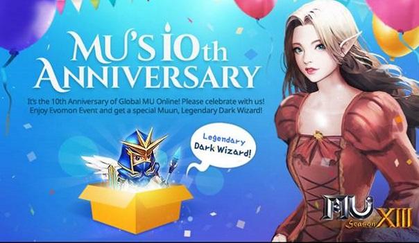 MU Online 10th Anniversary