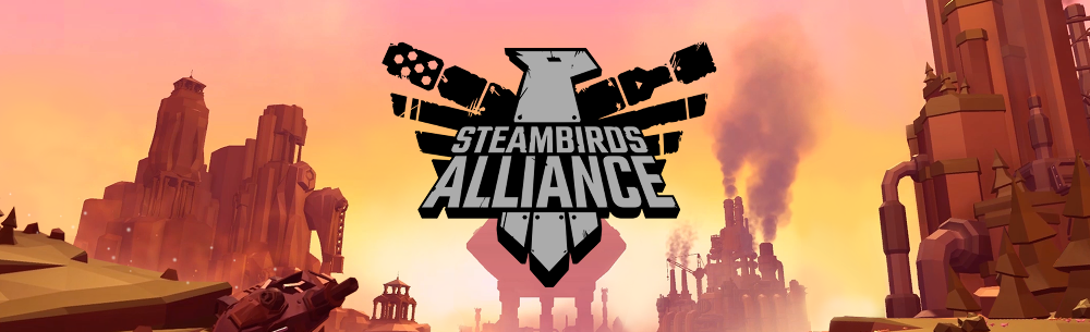 Steambirds Alliance Giveaway Banner