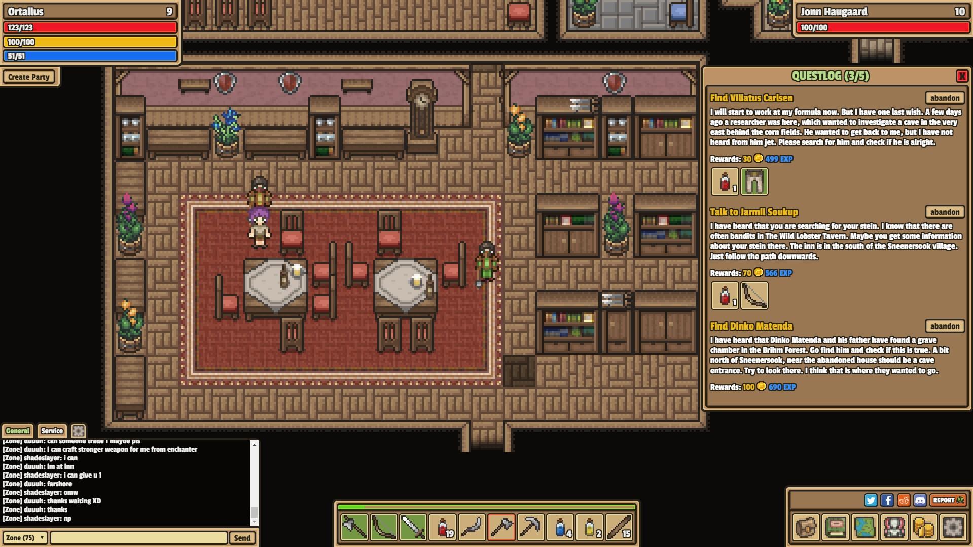 Stein.world Screenshot