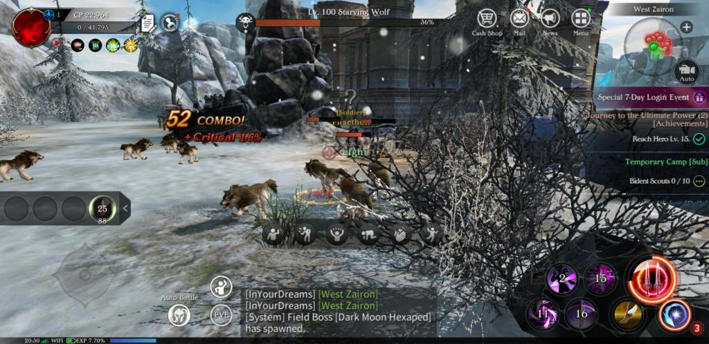Talion Combat