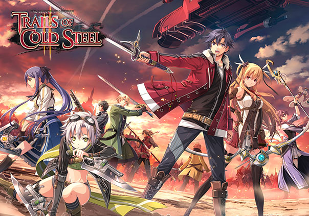 The Legend of Heroes Trails of Cold Steel II Game Profile Image