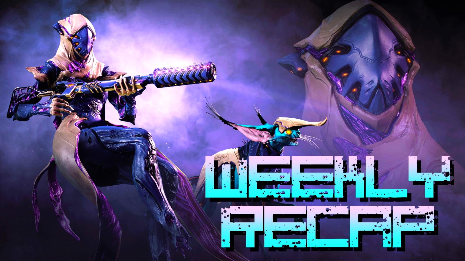 Weekly Recap #362 May 24th - Warframe, Hearthstone, DCUO