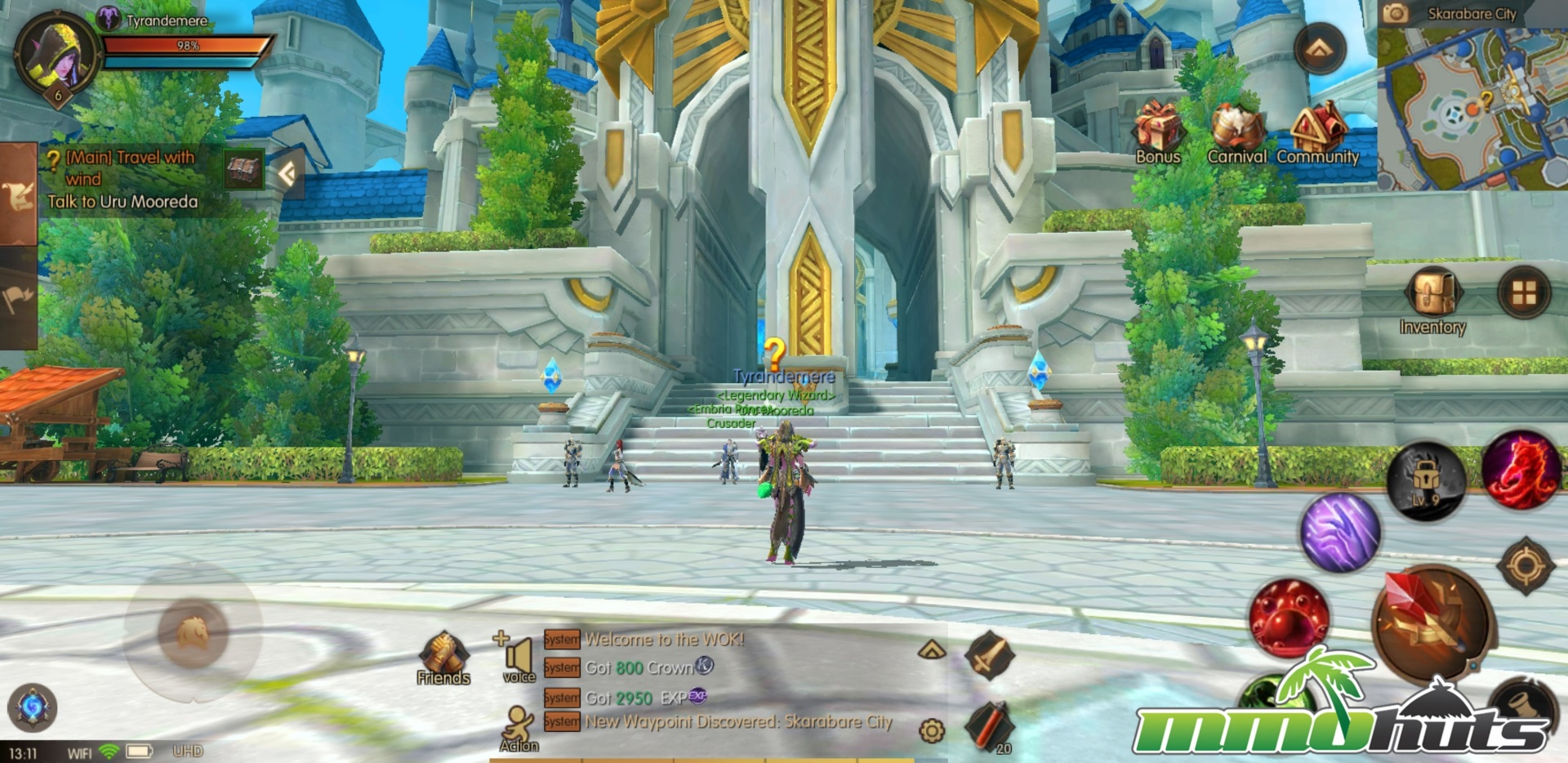 World of Kings Review Screenshot