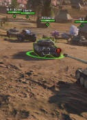 World of Tanks 4.10 Console thumbnail