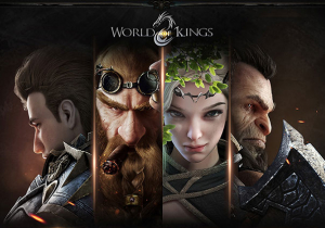 World of Kings Game Profile Image