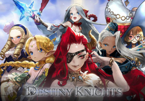 Destiny Knights Profile Banner