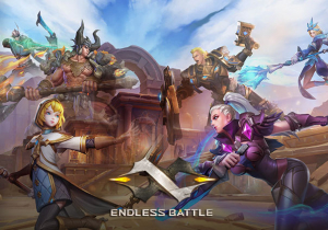 Endless Battle Profile Banner