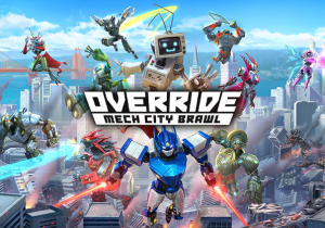 Override Mech City Brawl Profile Banner