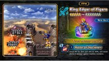 Final Fantasy Brave Exvius Edgar and Sabin