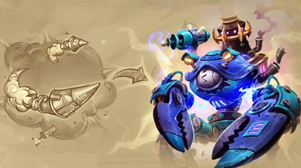 Hearthstone Rise of the Mech Event