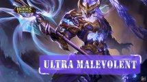 Heroes Evolved_ Ultra Malevolent, Lu Bu