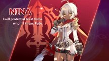 Knights Chronicle Character Intros Nina and Tarkus