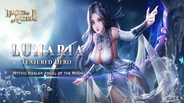 League of Angels III Reveals Lunaria