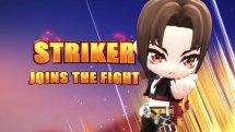 MapleStory 2 Awakening New Striker Class