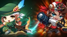 MaplesStory M Marksman and Buccaneer