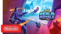 Realm Royale Switch Launch