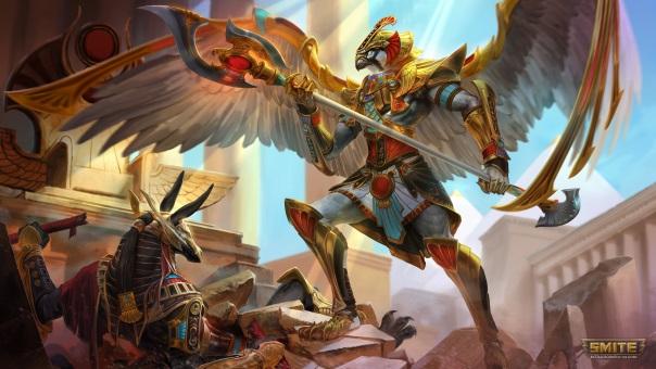 Smite Horus Review
